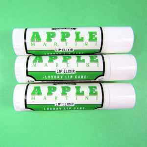Apple Martini Cocktail Lip Balm