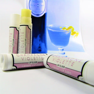 Champagne Violette Cocktail Lip Balm