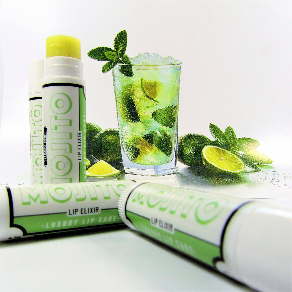 Mojito Cocktail Lip Balm