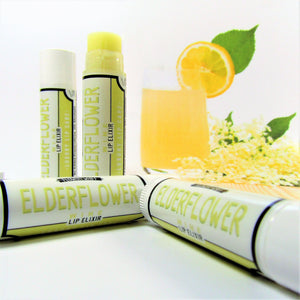 Elderflower Wine Lip Balm