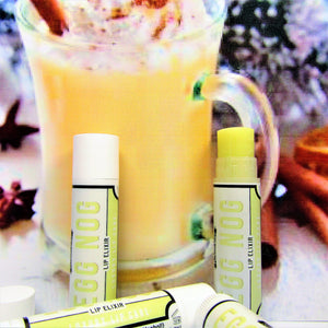 Egg Nog Lip Balm