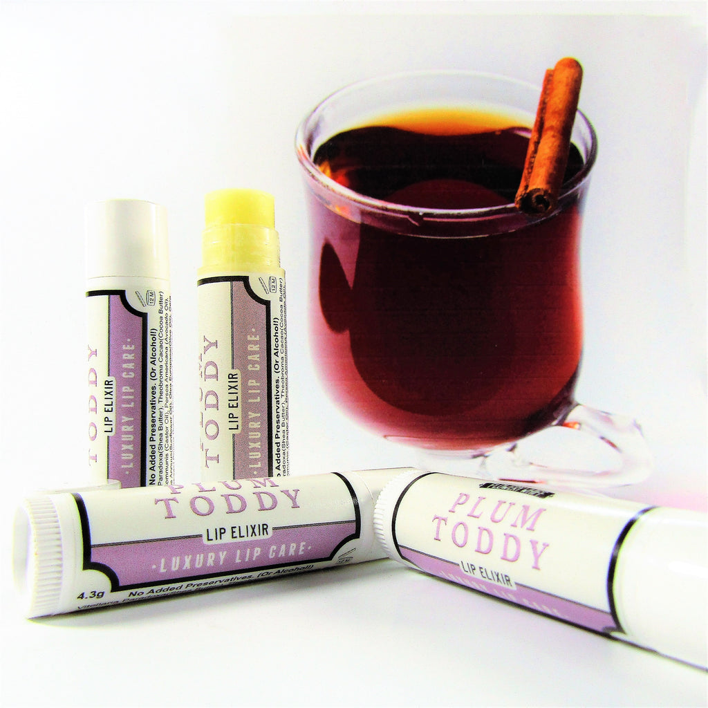 Plum Toddy Lip Balm