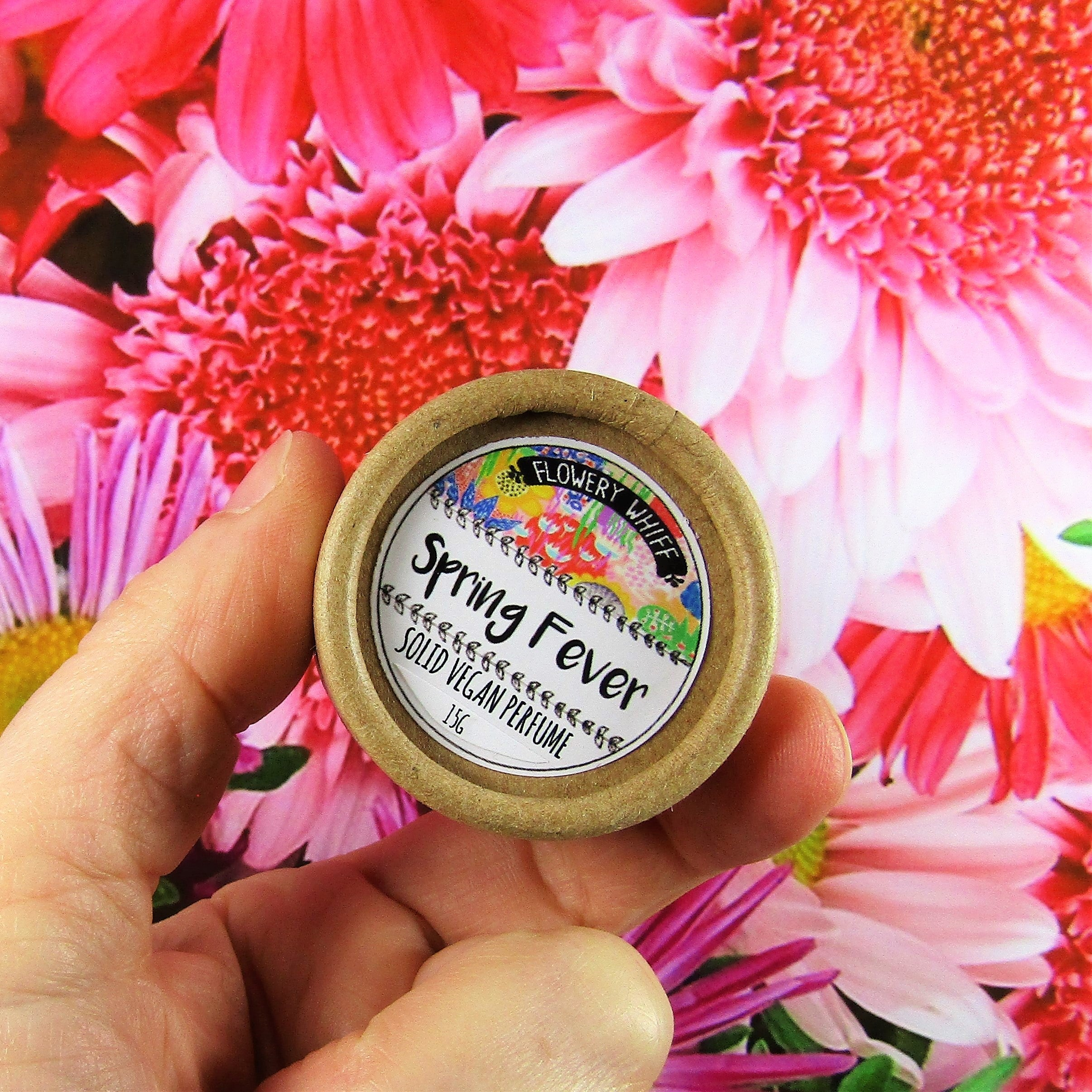 Spring Fever Solid Vegan Perfume