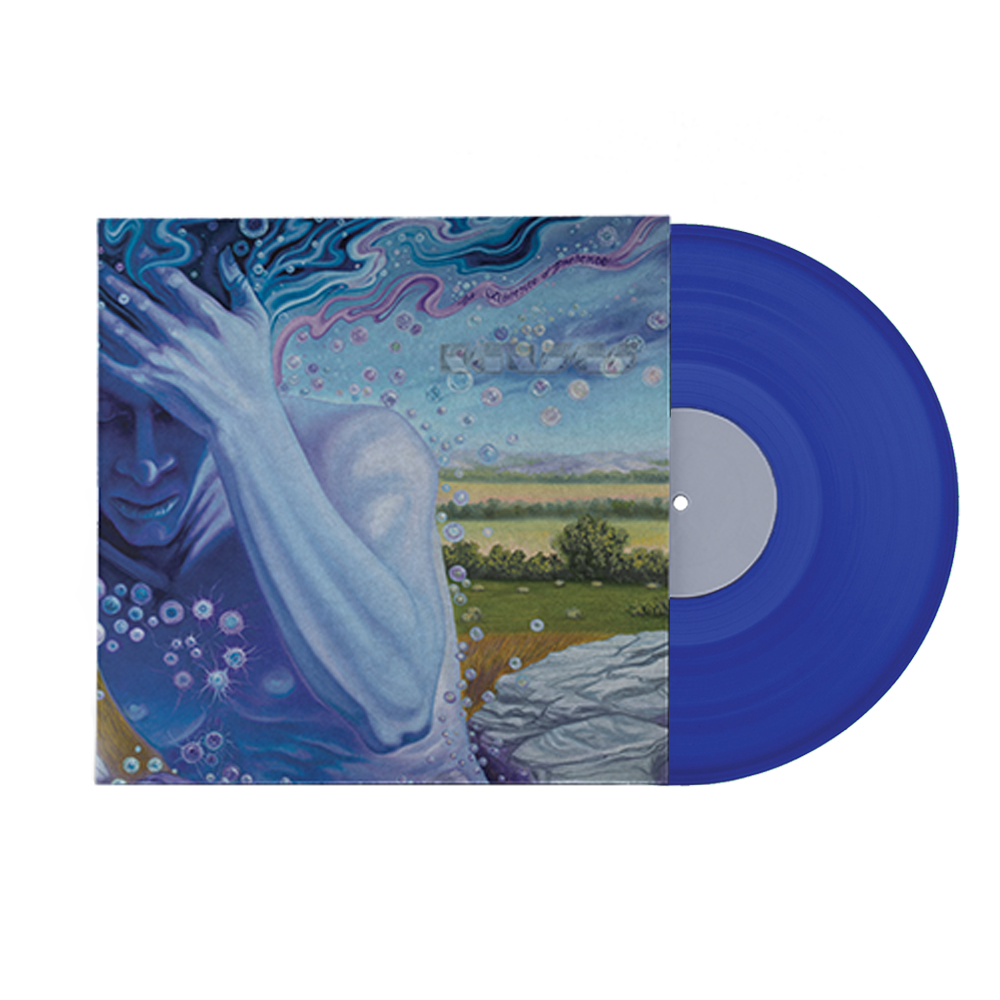 The Absence Of Presence Limited Edition Blue Vinyl (KansasMerch.com Exclusive)