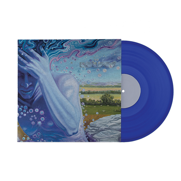The Absence Of Presence Limited Edition Blue Vinyl (KansasMerch.com Exclusive) - PRE-ORDER