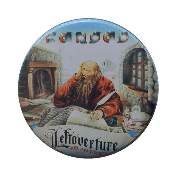 KANSAS - Leftoverture Drumhead