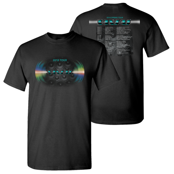 KANSAS - 2018 Winter Spring Tour Tee