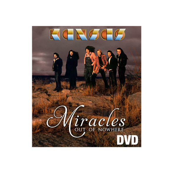 Miracles Out Of Nowhere Deluxe Edition DVD + CD + Bonus DVD
