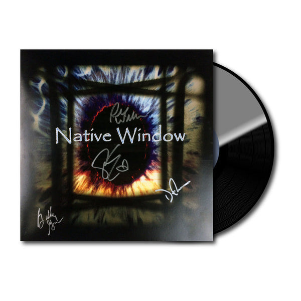 Native Window Autographed LP