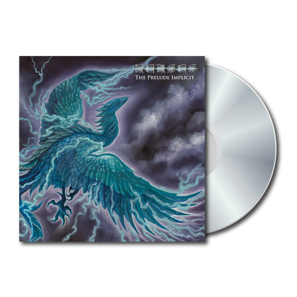 Kansas The Prelude Implicit CD