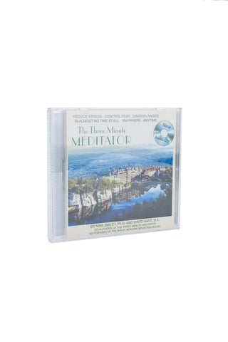 The Three Minute Meditator CD