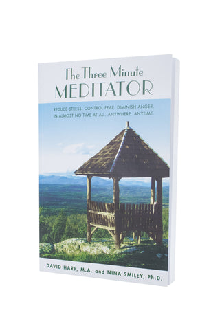 The Three Minute Meditator Book