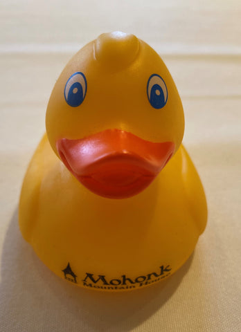 Mohonk Rubber Duck