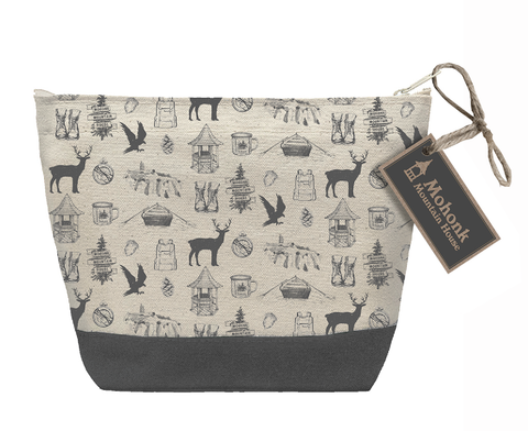 Great Outdoors Two Tone Pouch