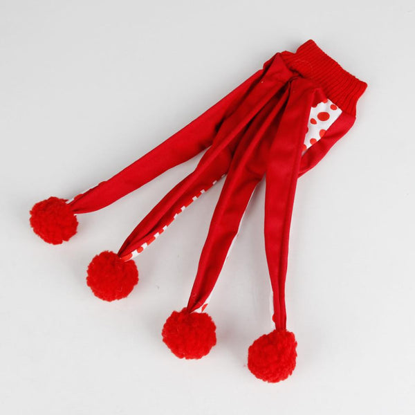 Polka Dot Ball Scratch Glove