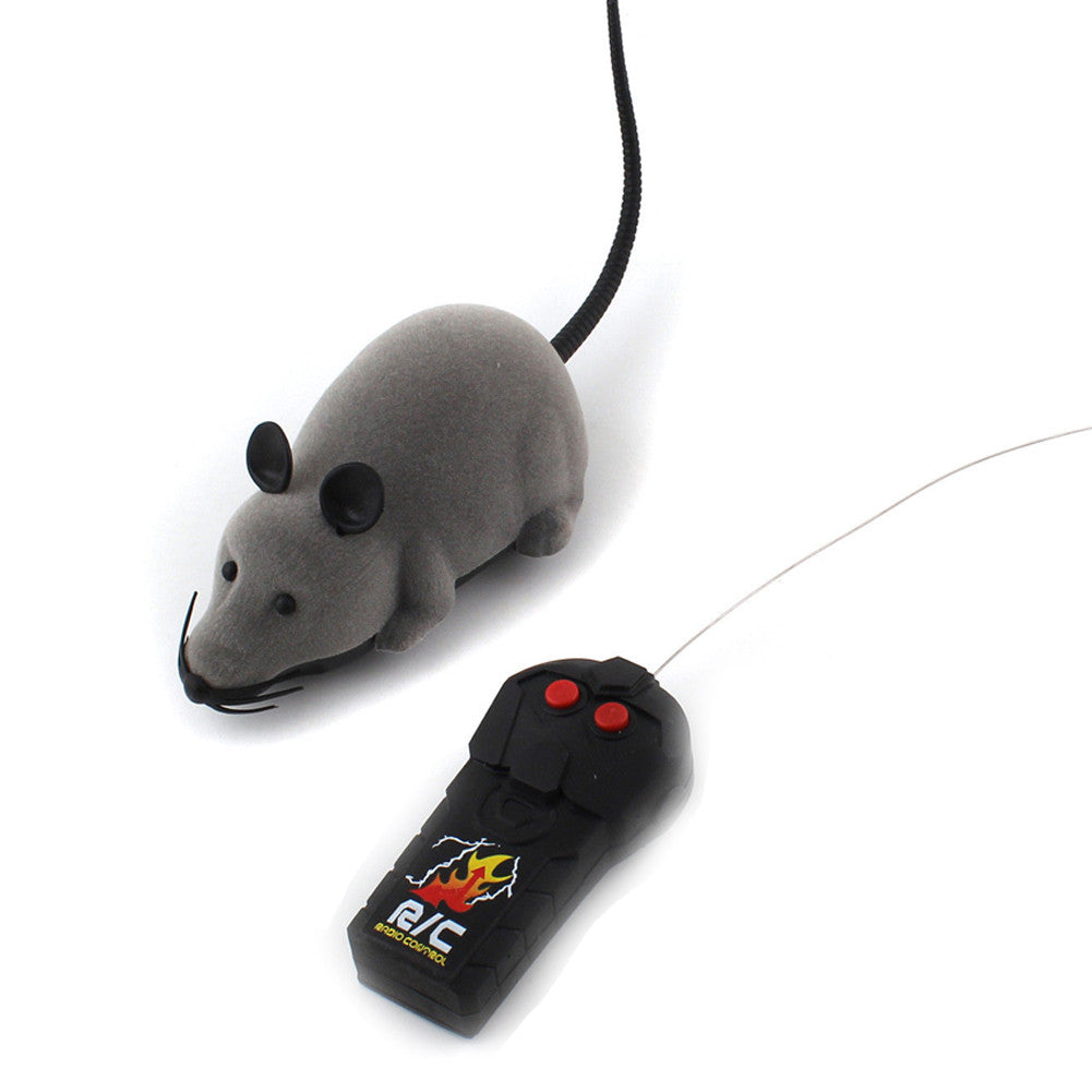 Wireless Remote Control Electronic Mouse
