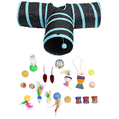 20 Cat Toy  Assortment