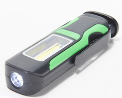 Q-Beam 8-in-1 Multi-Function Flashlight with COB Technology