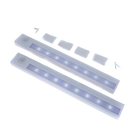 QBeam 2-pack Motion Sensing LED Cabinet Lights