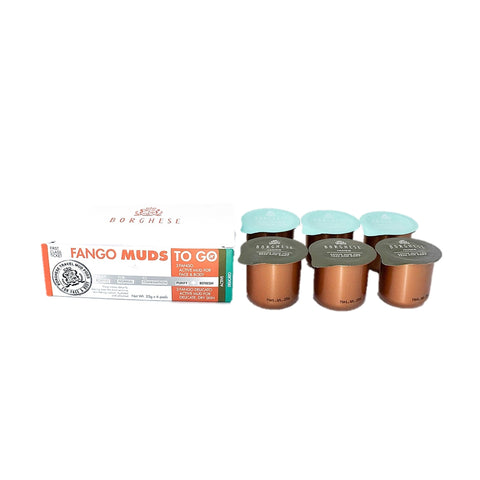Fango Mud Pods To Go
