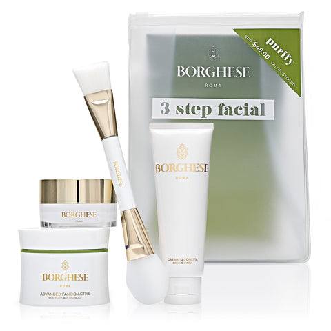 3-Step Purifying Facial Set
