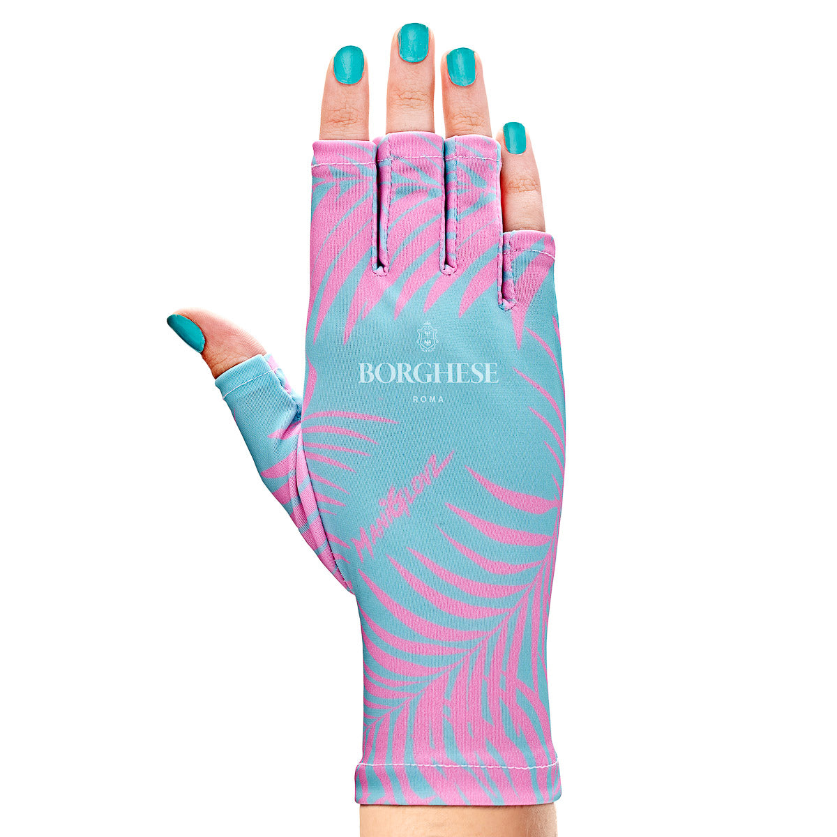 Gel Manicure Anti-UV Fingerless Glove Set