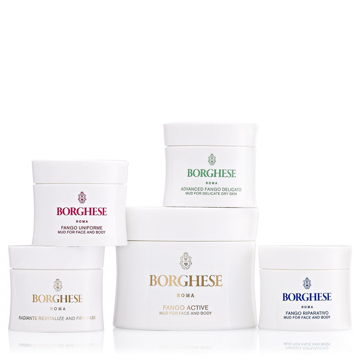 5-Piece Mix and Mask Set