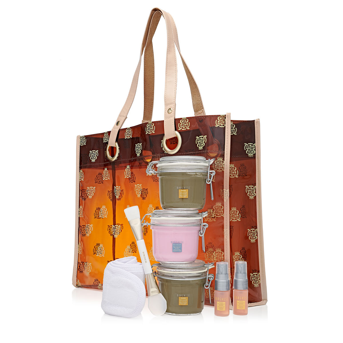 Borghese Mask, Hydration & Tote Bag Set