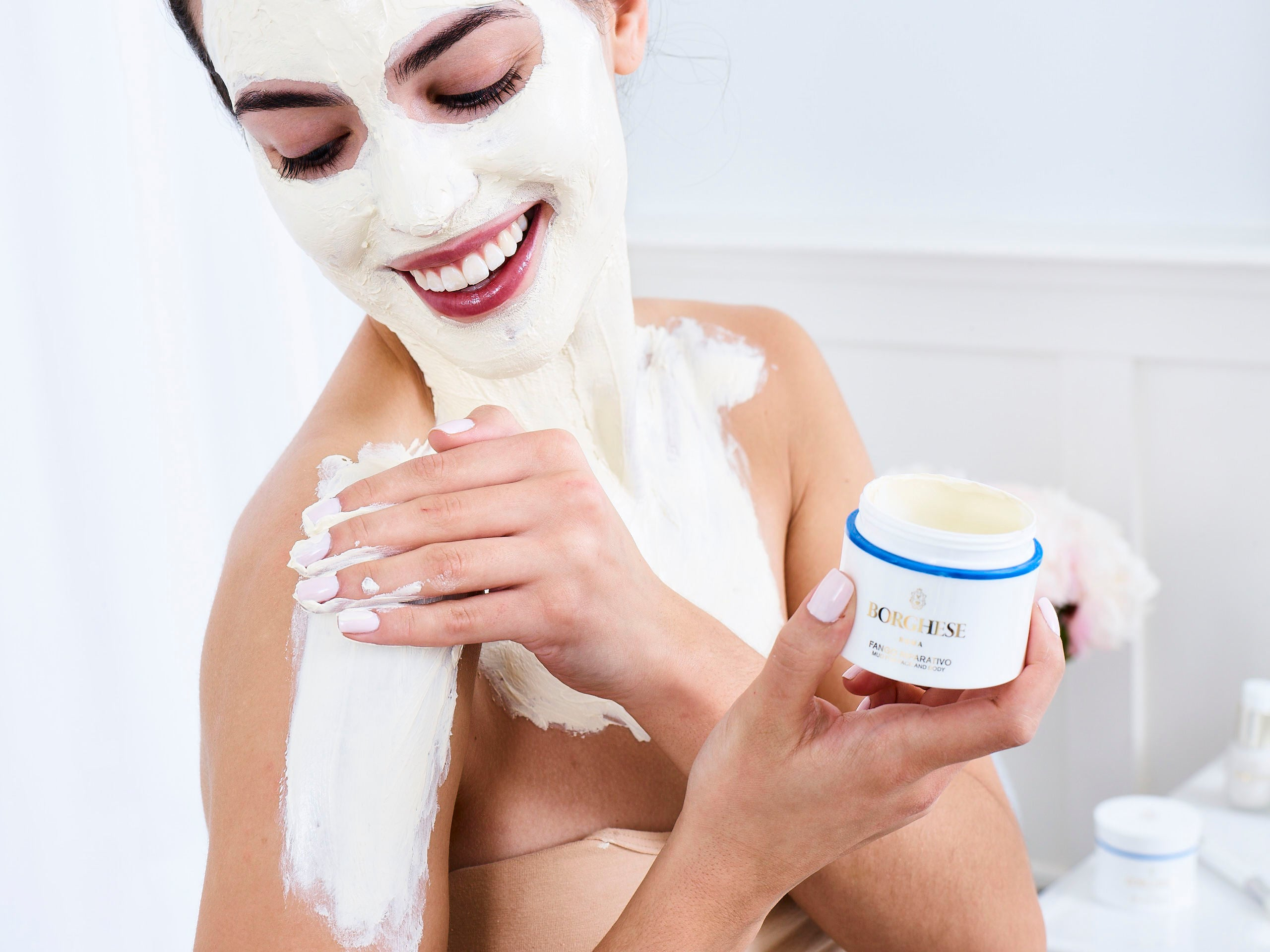 Fango Riparativo Calming Mud Mask