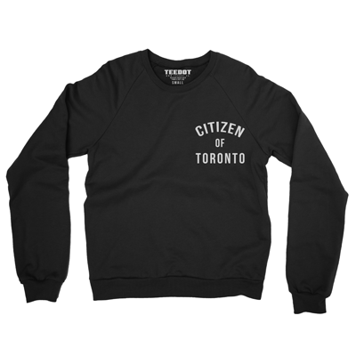 Citizen of Toronto Chest Sweater - Teedot Apparel