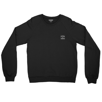 Citizen Of Toronto Sweater Patch (Black)