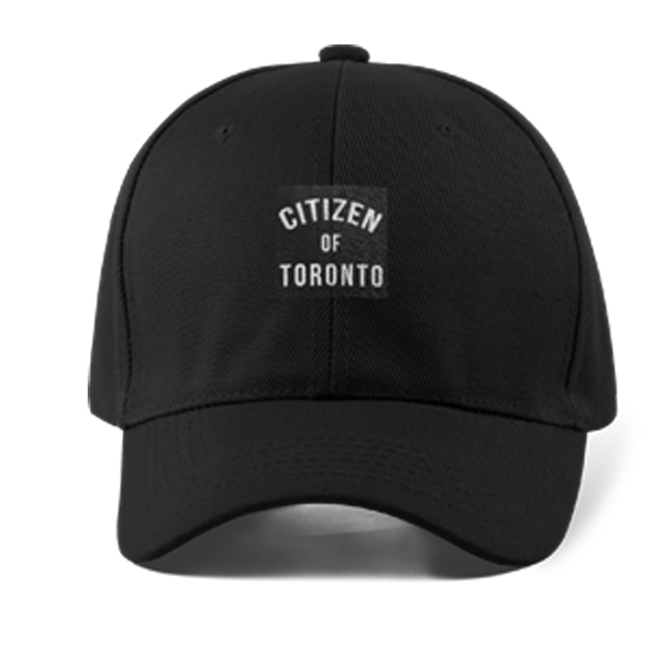 Citizen of Toronto Patch Dad Hat