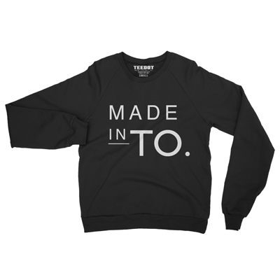 Made in TO Sweater - Teedot Apparel