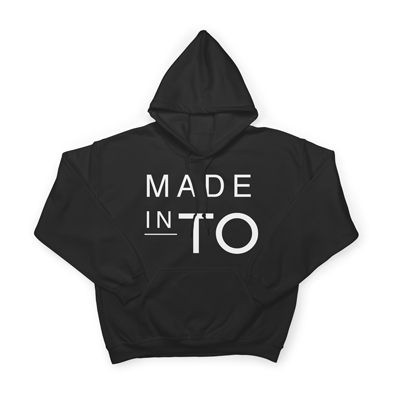 Made in TO Hoodie - Teedot Apparel