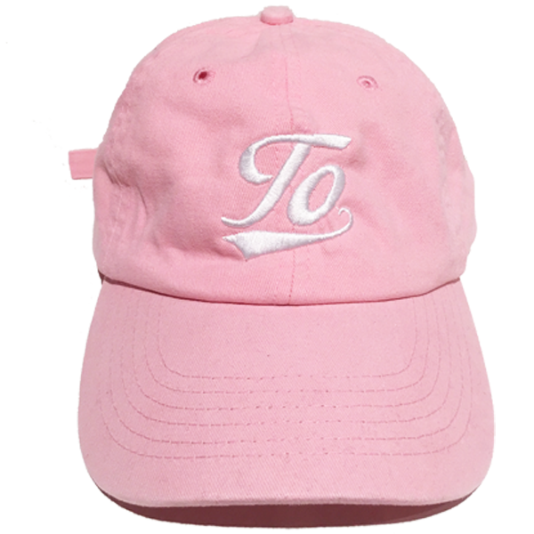 TO Dad Hat (Pink) - Teedot Apparel