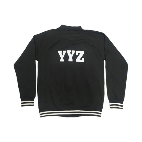 YYZ Varsity Jacket - Teedot Apparel