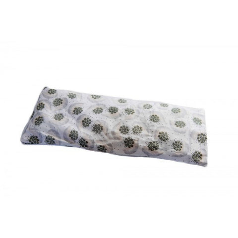 Lavender eye pillow (blush feather)