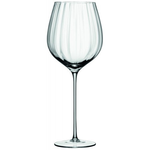 Aurelia red wine glass set of four