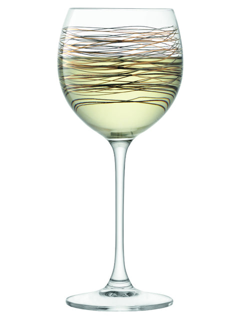 Cocoon wine glass x 4