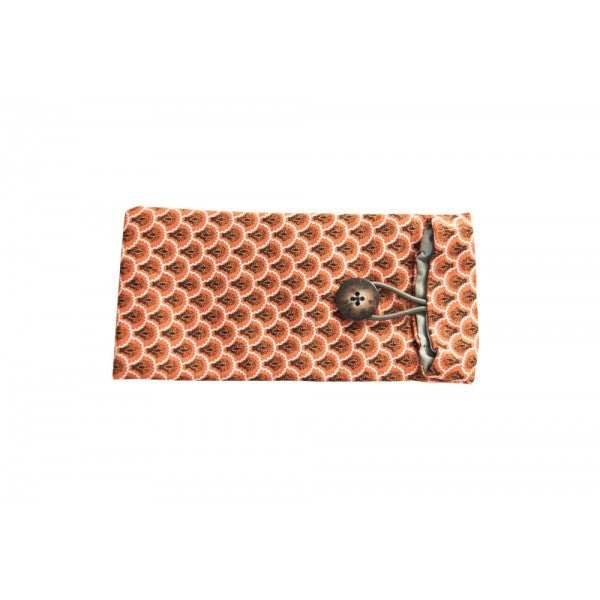 Glasses case (African sun)