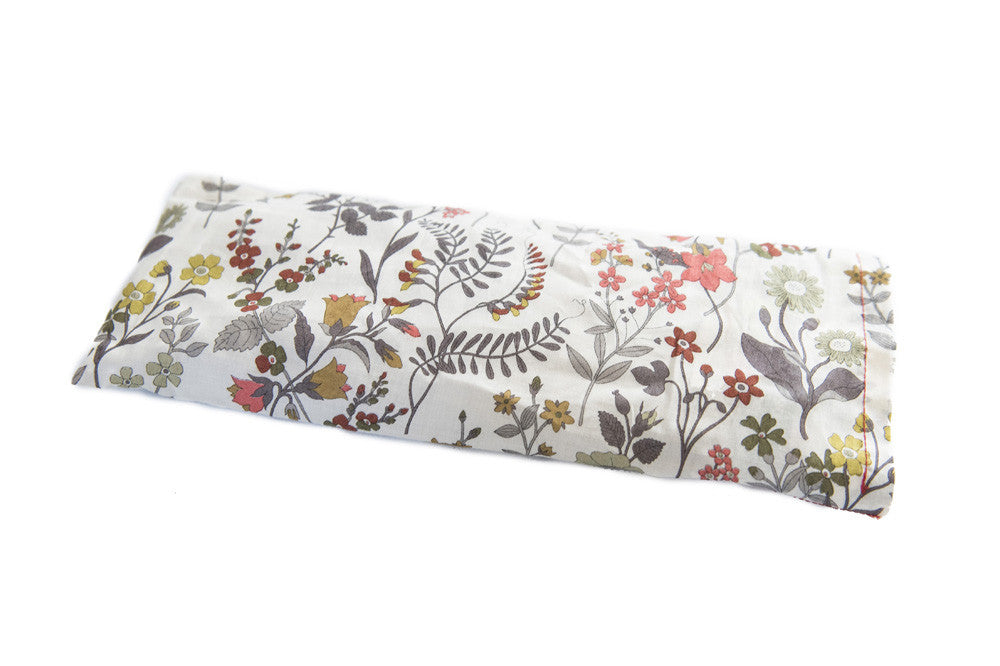 Lavender eye pillow (Liberty floral print)