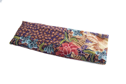 Lavender eye pillow (Malaysian purple)