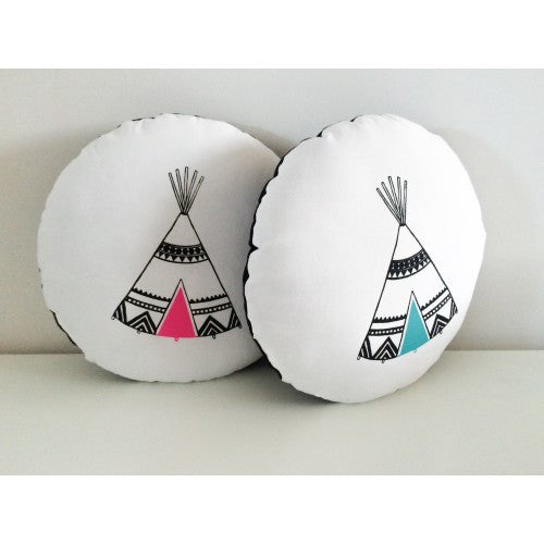 Tepee Cushion