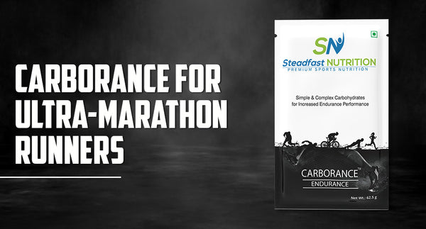 CARBORANCE FOR ULTRA-MARATHON RUNNERS