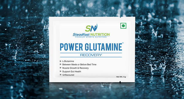 GLUTAMINE  -  A KEY NUTRIENT FOR GUT HEALTH