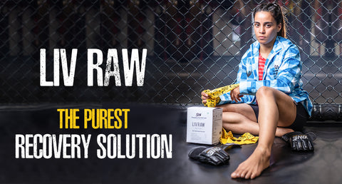 LIV RAW - THE PUREST RECOVERY SOLUTION