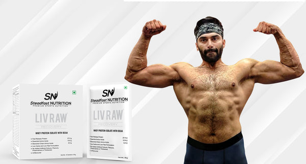 STEADFAST ATHLETE NIKITIN DHEER'S FAVOURITE