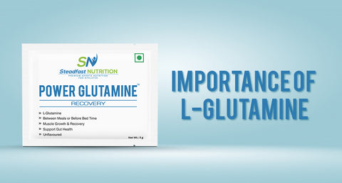 IMPORTANCE OF L-GLUTAMINE