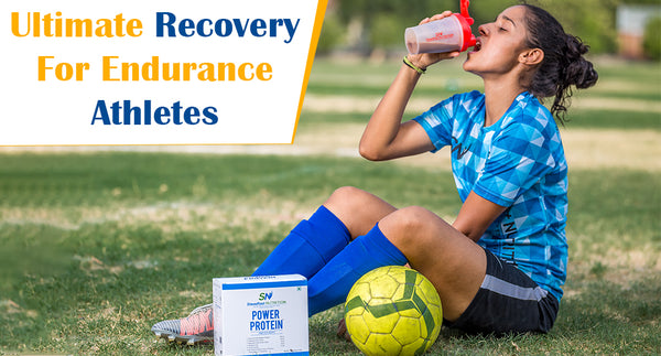 POWER PROTEIN - ULTIMATE RECOVERY MIX FOR ENDURANCE ATHLETES