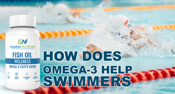 HOW OMEGA-3 HELPS SWIMMERS